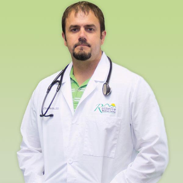 Christopher Marting DO, Rainelle Medical Center