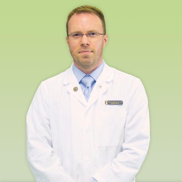 David Yoakum PharmD, Rainelle Medical Center