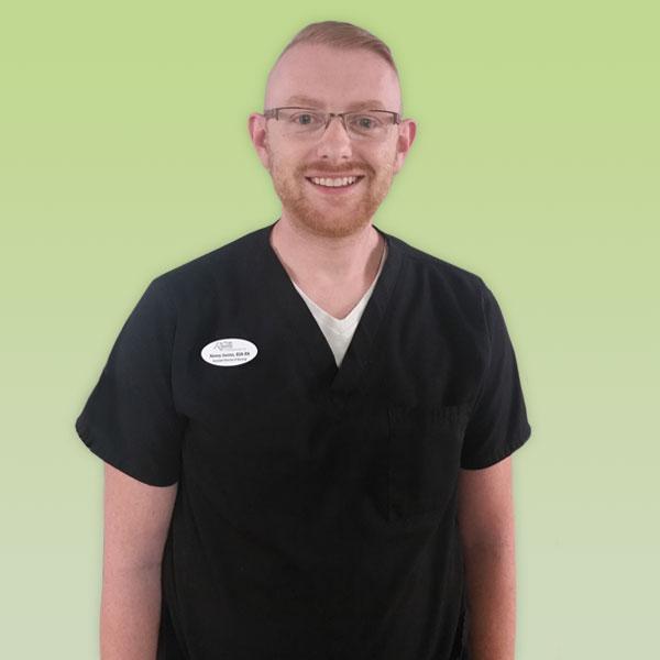 Kenny Gwinn, Rainelle Medical Center