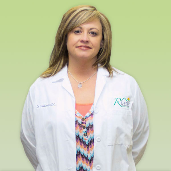 Lisa Kessler DO, Rainelle Medical Center