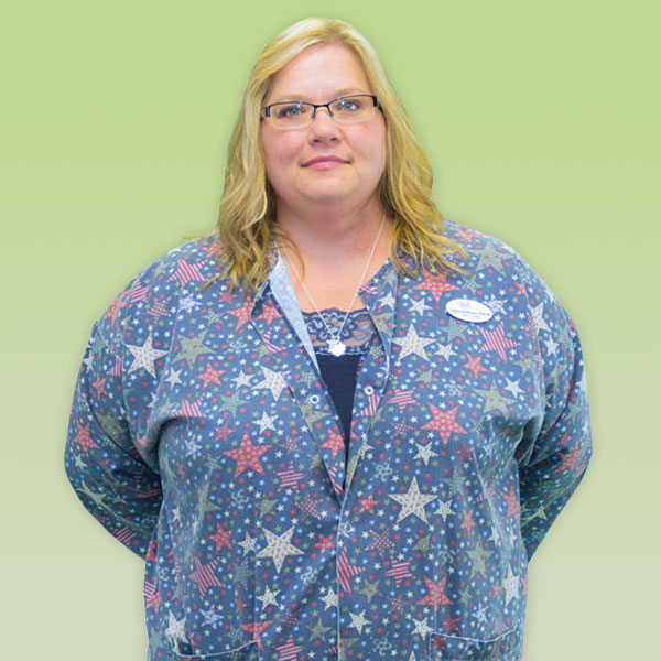 Sabrina Mckinney, Rainelle Medical Center